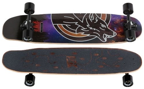 DB Longboards Wolf Prowler review