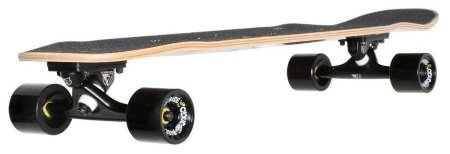 DB Longboards Wolf Prowler contour
