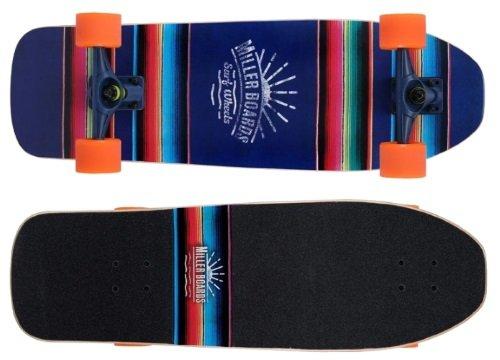 "Miller Surfskate Aguas Caliente 31"" review"