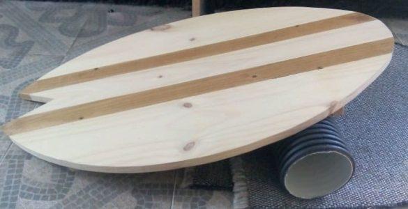 how to make a balance board