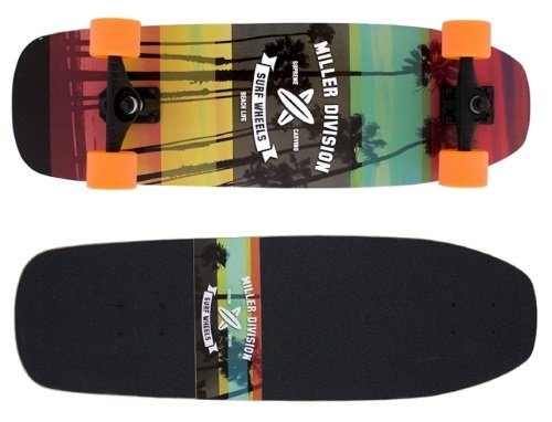 """Miller surfskate Kirra 31.5"""" review"""