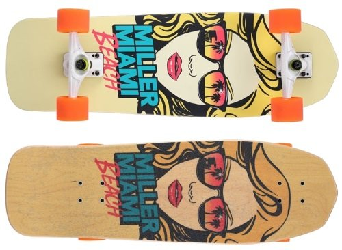 """Miller Surfskate Miami Beach 31"""" review"""