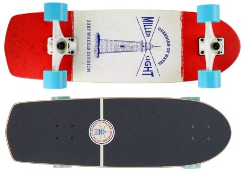 Miller Surfskate Lighthouse review