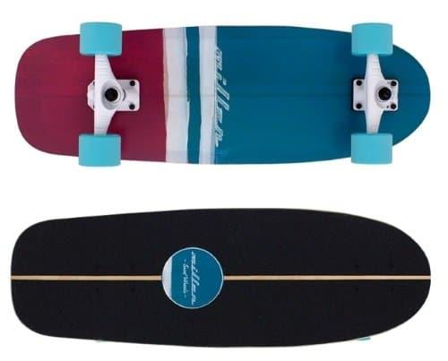 """Miller surfskate Mundaka 30"""" review"""