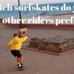 Surfskate Survey Results: What Surfskaters Are Saying