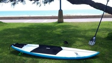can you paddleboard on a surfboard