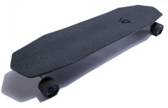 magneto longboards carbon fiber downhill deck top
