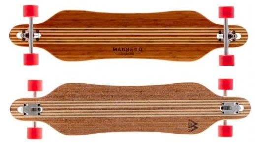 Magneto longboard hana cruiser review