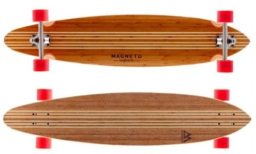 magneto longboard hana pintail review