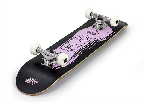 enuff skateboards icon complete review