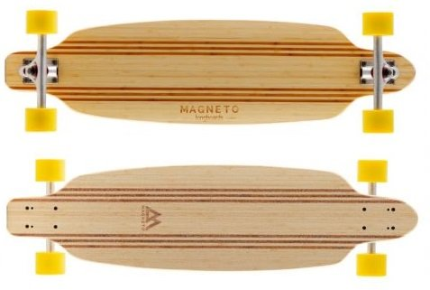 magneto longboards laguna carver review