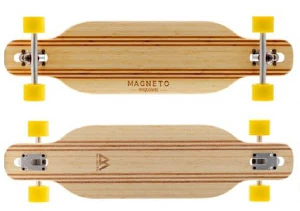 magneto longboards laguna twin review