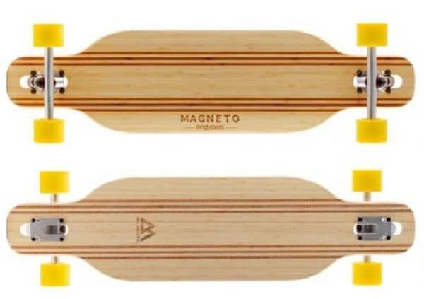 magneto longboards laguna twin review