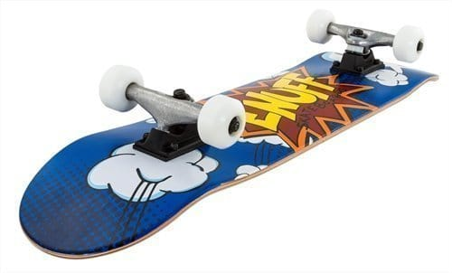enuff pow complete skateboard review