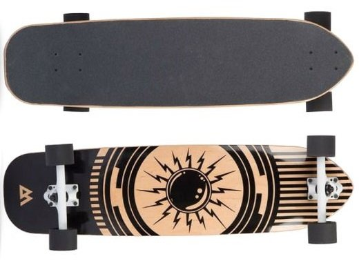 magneto longboards tesla downhill review