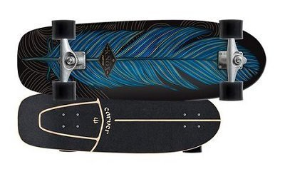 carver skateboards knox quill