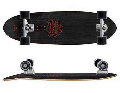 carver skateboards haedron nº6