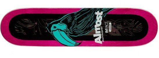 Almost Skateboards Review: Why It's Still A Hot Brand