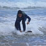 Learning To Surf On A Shortboard: Can It Be Done?