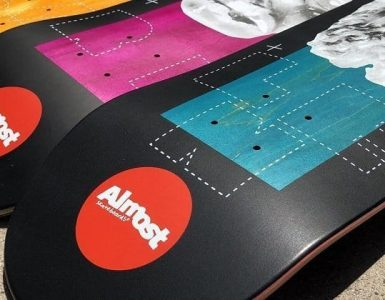 almost skateboards review