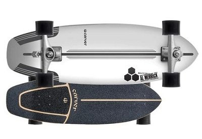 carver skateboards CI flyer