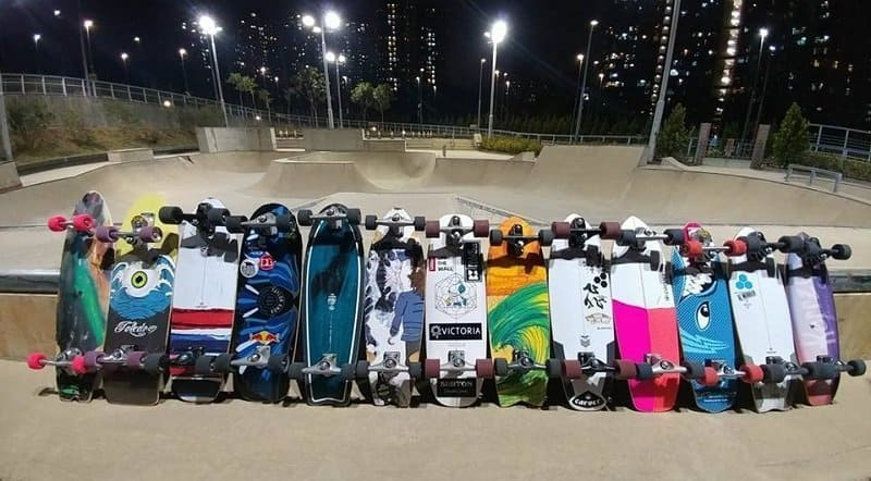 The Most Popular Surf Skate Brands Revealed! (2019 Survey)