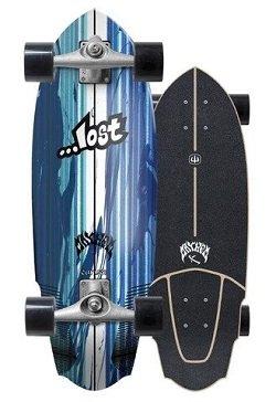 carver skateboards lost rocket v3