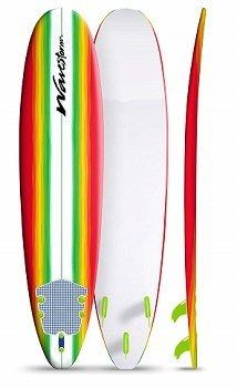 wavestorm 8' classic soft top surfboard