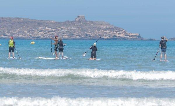 sup surf beginner spot