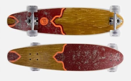 mindless longboards raider V review