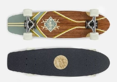 mindless longboards core mini cruiser