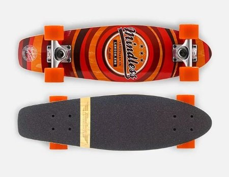 mindless longboards daily 24/7 cruiser review