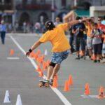 Slalom Skateboarding: Complete Guide (Technique, Gear, Events)