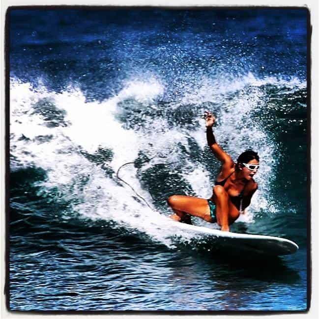 The LIP Surge best surf sunglasses