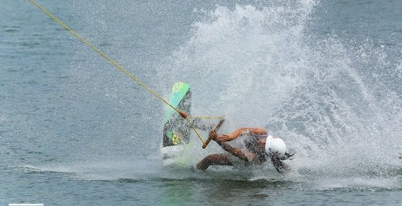 is wakeboarding hard