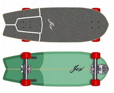 yow eisback surfskate
