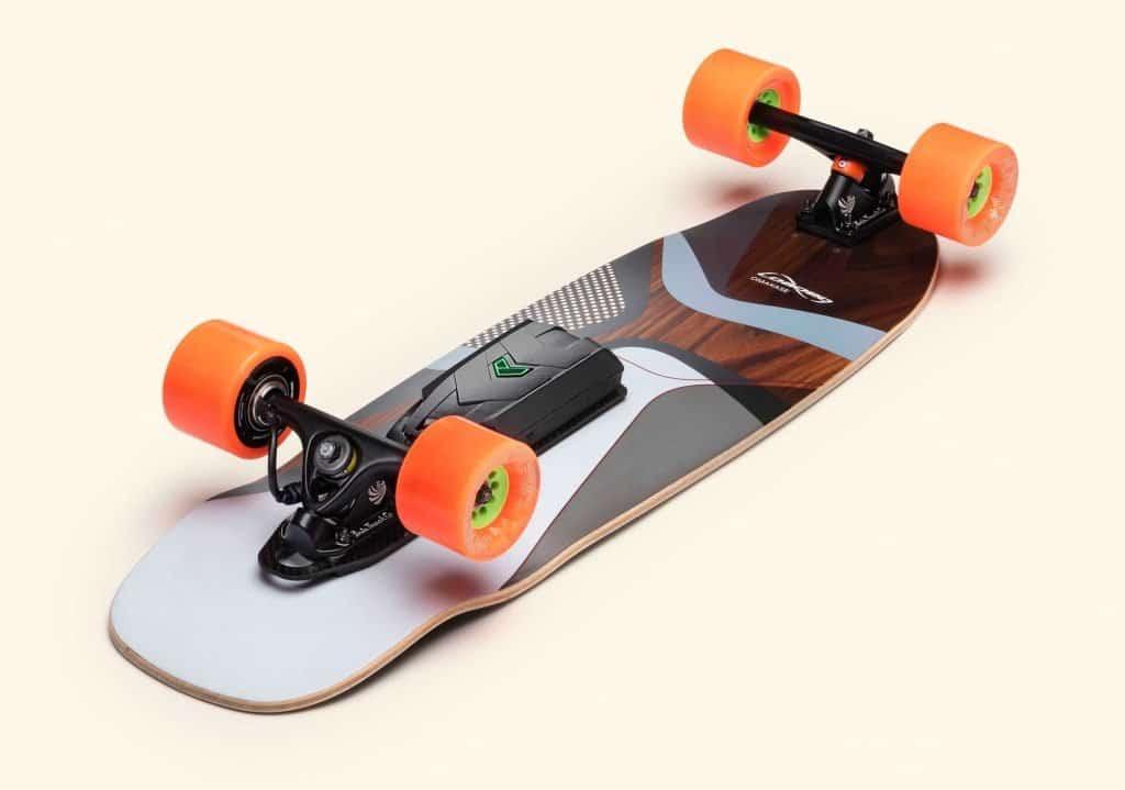 loaded omakase solo electric skateboard