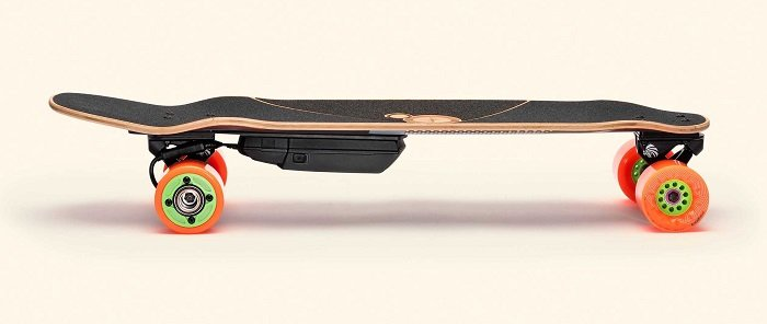 loaded omakase solo electric skateboard