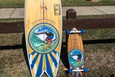 Jucker hawaii lo`ngboards review