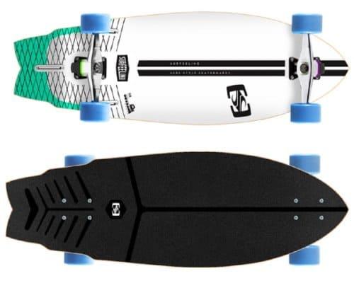 surfeeling Outine surf skate
