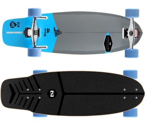 Surfeeling Sea King surf skate review