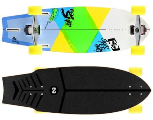 Surfeeling Snap surf skate review