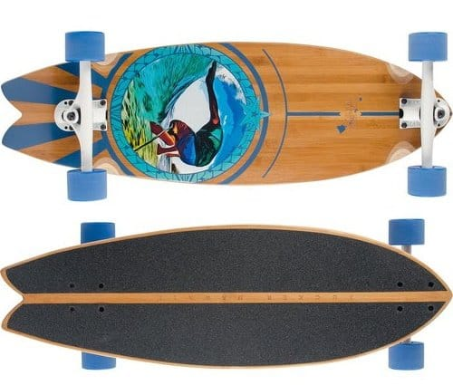 Jucker Hawaii Pau Hana cruiser review