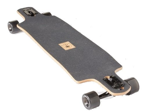 best longboard for heavier riders - Arbor Dropcruiser