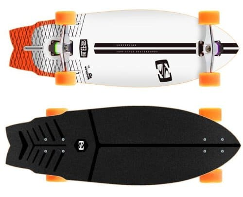 surfeeling surfskates