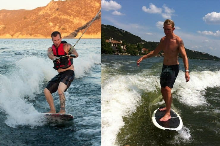 wakeboarding vs wakesurfing