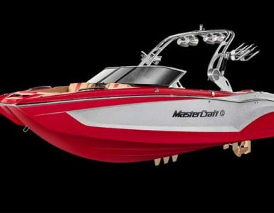 best mastercraft surf boat