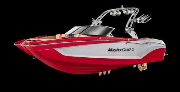 best mastercraft surf boat