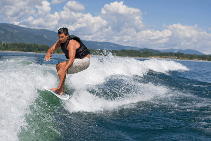 How Do You Get More Push Wake Surfing?