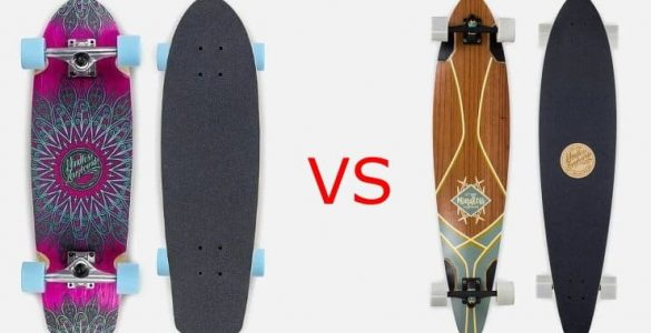 cruiser vs pintail